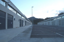 31.700 m2 de pabellones industriales en Dima