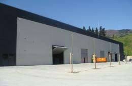 4.000 m2 de pabellones industriales en Azkoitia