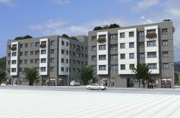 80 viviendas en Erandio