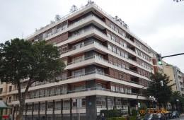 Hotel y Viviendas en Bilbao