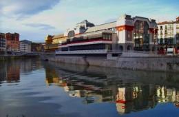 Mercado en Bilbao