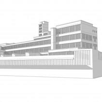Ampliación Colegio Luis Briñas. Bilbao