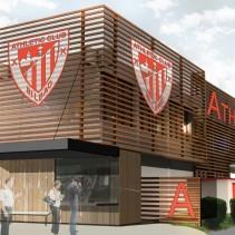 Instalaciones del Athletic Club en Lezama