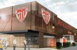 Instalaciones del Athletic Club en Lezama